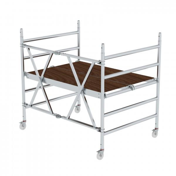 Standard-Aluminium-Klappgerüst (1,35 x 1,80 m)