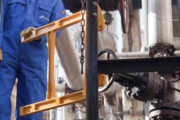 Sicherungstüre Safety-Gate selbstschließend