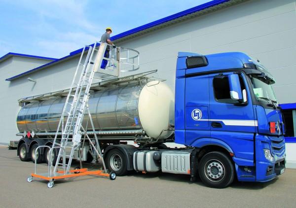 Tankwagenleiter Typ 1